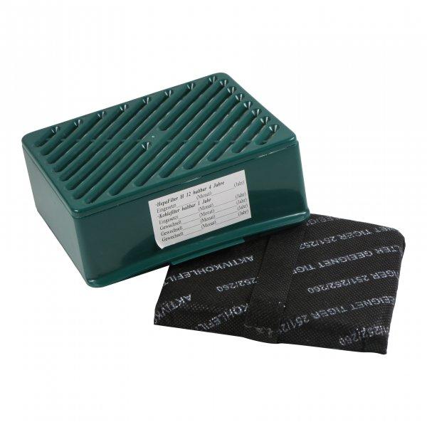 Aktivfiltersystem - Hepafilter geeignet für Vorwerk Tiger 251 252