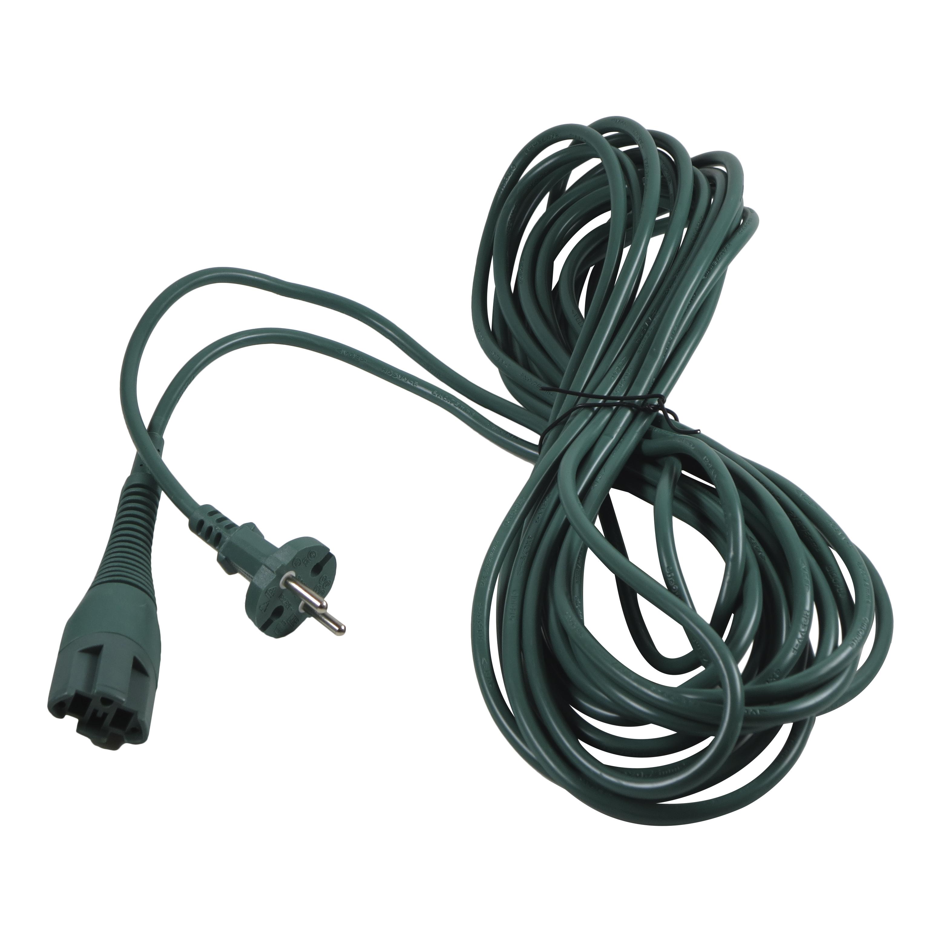 10 meter kabel geeignet f r vorwerk kobold 130 131. Black Bedroom Furniture Sets. Home Design Ideas