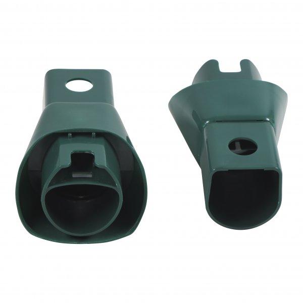 Adapter geeignet für Vorwerk Kobold 130 131 135 136 140 150 200 + Tiger 252 260 265 270