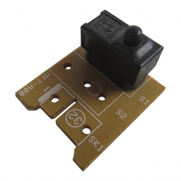 Drucktast-Schalter für Vorwerk Kobold EB 351
