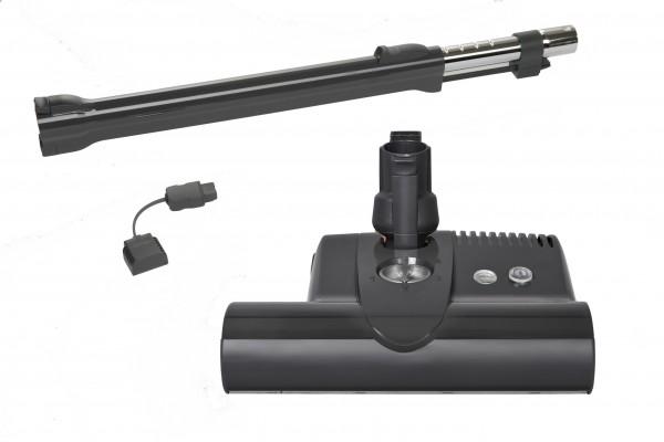 SEBO Elektrobürste ET 1 für Sebo Geräte mit Rohr und Stromadapter