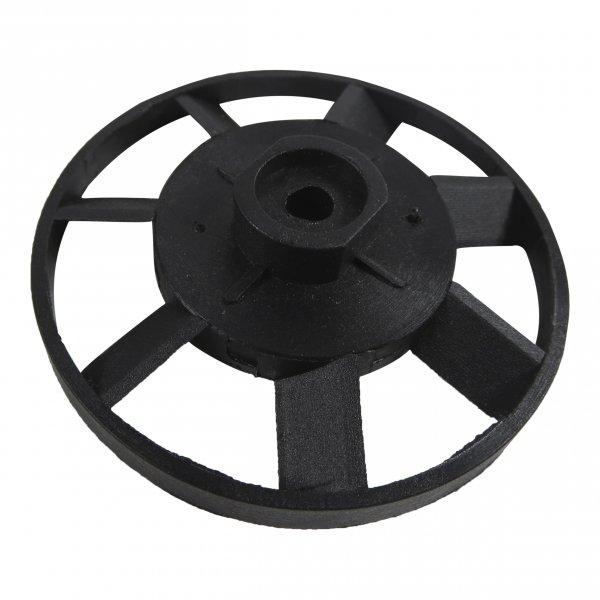 Original Vorwerk Flügelrad schwarz für Vorwerk Kobold 118 + 119 + 120 + 121 + 122 (G)