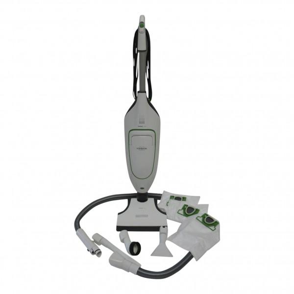 Vorwerk Kobold 200 Staubsauger + EB 400 + Schlauch + Staubbeutel geeignet für Vorwerk