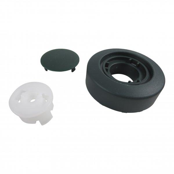 Rad + Felge + Radkappe geeignet für Vorwerk EB 350 + 351