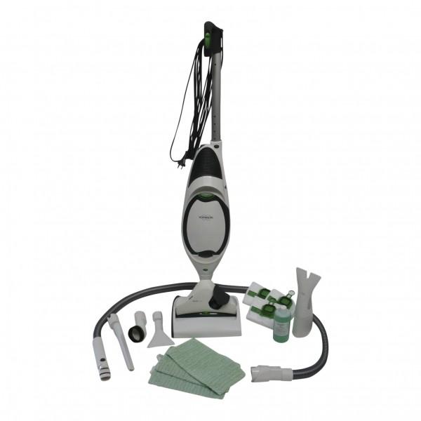 Vorwerk Kobold 150 + Saugwischer 530 + Schlauch + Düsen geeignet für Vorwerk