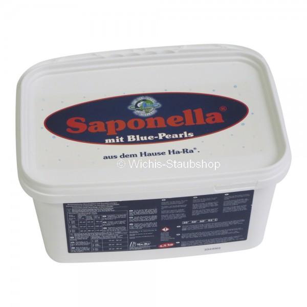 Hara Ha-Ra Saponella mit Blue-Pearls 4,5 kg Vollwaschmittel