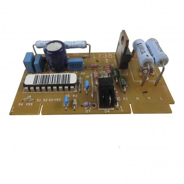 Original Vorwerk Elektronik-Platine für Kobold EB 350 - gebraucht