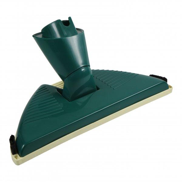 Laminat- und Parkettdüse geeignet für Vorwerk Kobold 130 -150 + Tiger 252 + 270 (Halbrund)