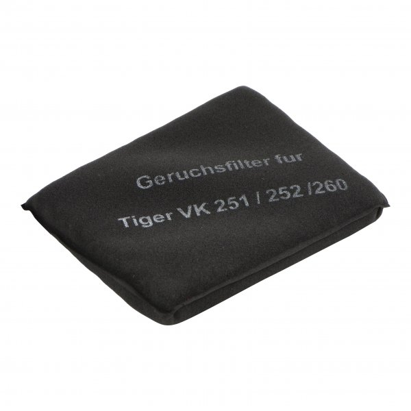 Aktivkohlefilter geeignet für Vorwerk Tiger 251
