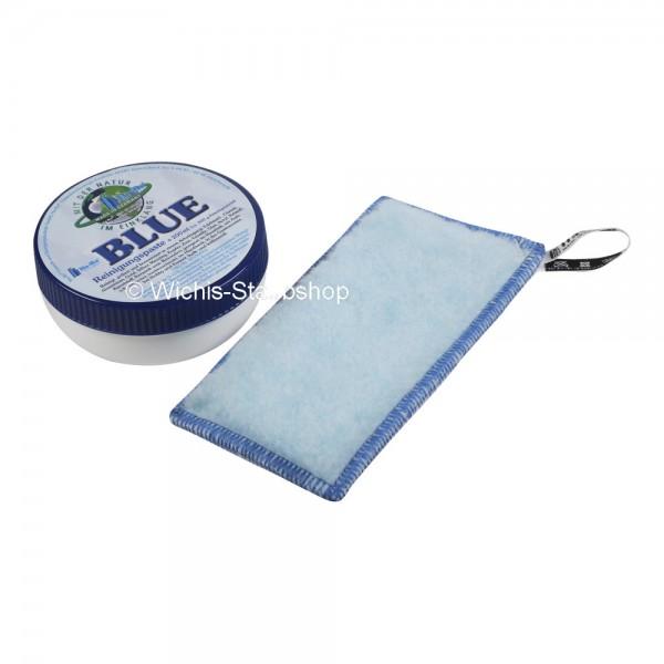 Hara Ha-Ra BLUE Reinigungspaste 200ml mit Pflegetuch