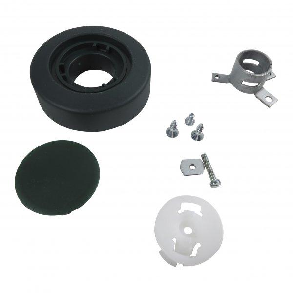 Reparaturkit + Felge + Rad geeignet für Vorwerk EB 350 + 351