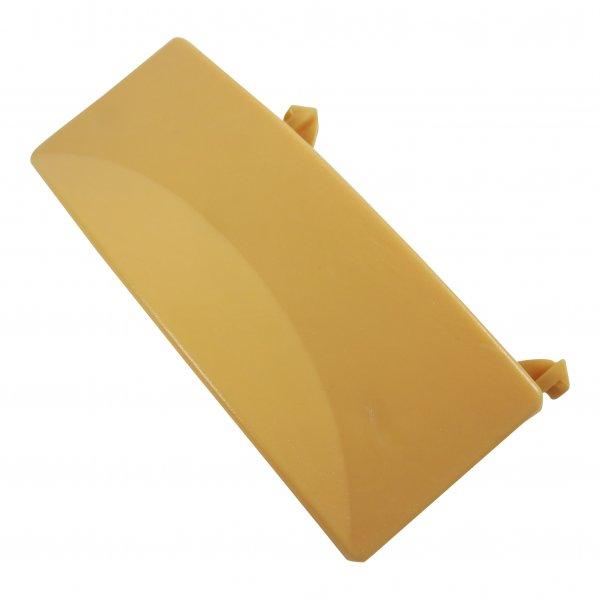 Verschlussklappe geeignet für Vorwerk Filterkassette Kobold 121 gelb