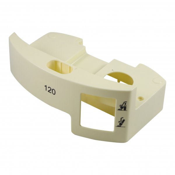 Motorkopfdeckel Chassiskopf Ersatzteil geeignet für Vorwerk Kobold 120