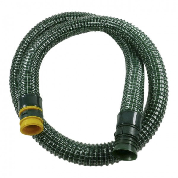 Reparaturschlauch mit Metallspirale und Endstücken geeignet für Vorwerk Tiger 250 + 251
