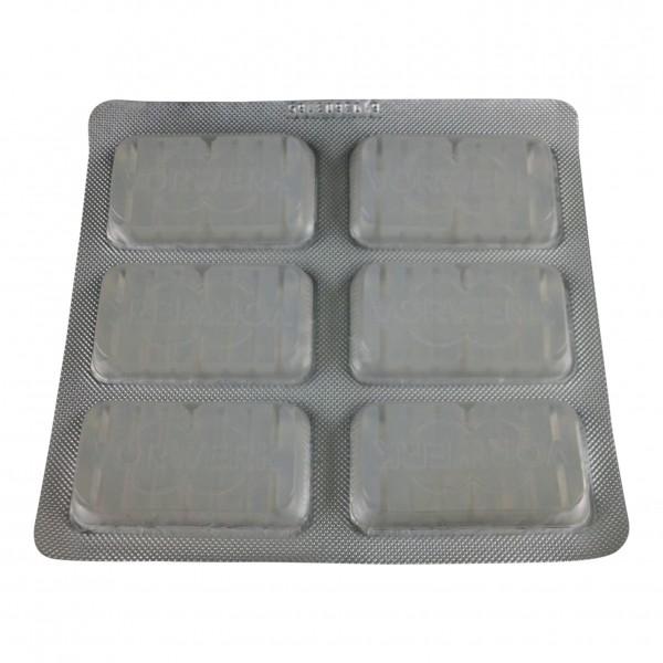 6 Duftchips - Luftfrischer geeignet für Vorwerk