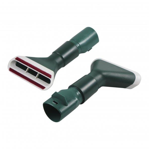 Polster-/ Textildüse geeignet für Vorwerk Kobold 130 - 150 und Tiger 252 - 270 - mit Fadenheber