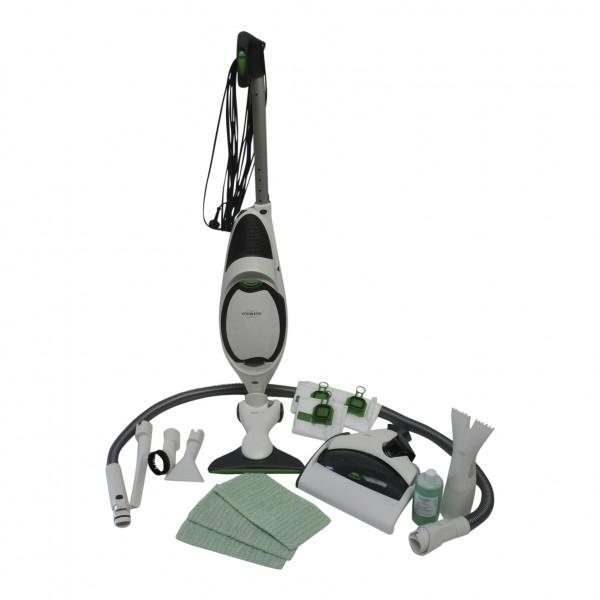 Vorwerk Kobold 150 + Saugwischer 530 + HD Düse + Schlauch + Düsen geeignet für Vorwerk