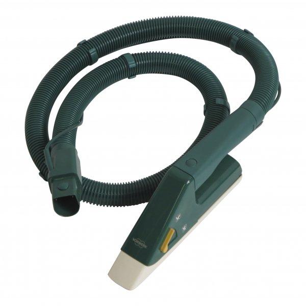 Vorwerk Elektroschlauch + Polsterboy PB 411 für Kobold 118 - 122 incl. Bürste geeignet für Vorwerk