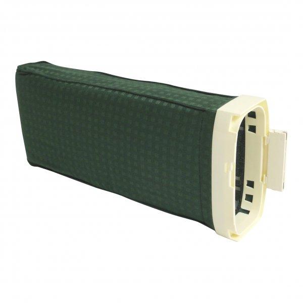 Filterkassette, Stoffbeutel, Stoffsack geeignet für Vorwerk Kobold 120 ohne Staubbeutelhalter